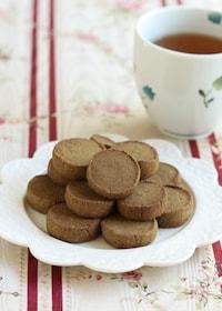 『ほどける米粉の和紅茶クッキー』