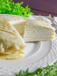 ホットケーキミックスで作る!簡単ミルクレープ