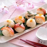 クルッと簡単!手まり寿司