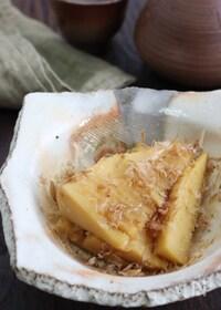 『筍の土佐煮』