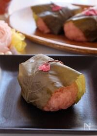 『フライパンDE作る‼️本格和菓子 桜餅〜』