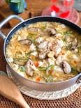 5分で作る♪崩し豆腐のサンラータンスープ