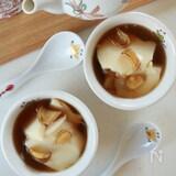 豆花のジンジャージャスミンシロップ