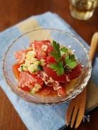 トマトとツナのイタリアンサラダ
