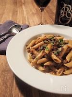 モッツァレラチーズと香味野菜のラグー