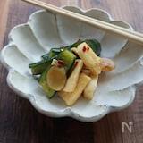 きゅうりと山芋のピリ辛漬け〜にんにく風味〜