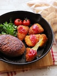 のびーるチーズフライのベリービネガーソース