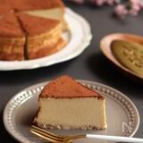 ティラミス風コーヒーチーズケーキ【豆腐でヘルシー・おすすめ】