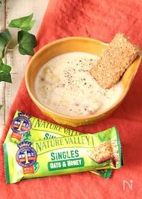 『美味しく温活♪さつまいものハニージンジャースープ』