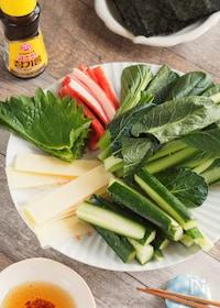 『小松菜史上最高においしい。【無限小松菜】』