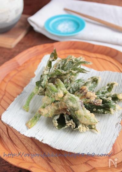 天ぷら うど