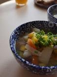 野菜たっぷり♪ヘルシーけんちん汁