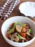 我が家の定番!野菜とちくわの煮物