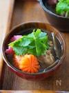 【定番・北海道風】年中食べたい♪甘辛・具沢山のお雑煮