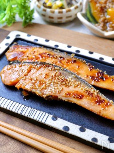 レシピ 銀 鮭