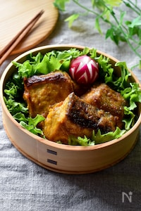 トースターで楽チン!鮭のカレー味噌マヨ焼き【下味冷凍OK】