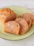 【ホットケーキミックスで簡単】オクラと大豆のトマトパン