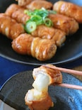 お餅アレンジ*甘辛美味♡お餅の豚肉巻き照り焼き