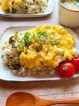 5分で簡単♪高菜の和風チャーハン