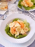 調味料1つ・子供も大人も満足♪フルーツサラダ。