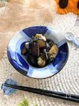 ピリッと山椒をきかせた炒め揚げなすのポン酢和え