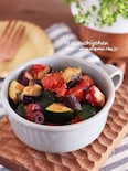 旨味がぎゅっと凝縮♡タコと夏野菜のトマト煮♡