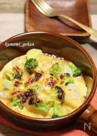 『野菜たっぷりで美味♪濃厚味噌マヨ焼き』