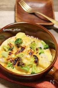 野菜たっぷりで美味♪濃厚味噌マヨ焼き