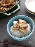 常備菜に!生姜風味のしいたけの甘辛煮