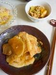 """ごはんが進む!発酵""""焼肉たれ""""で作る【豚大根】#醤油麹"""
