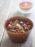 ドライトマトとゆず茶のリラックスグラノーラ