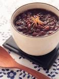 古代米入りサラサラお汁粉
