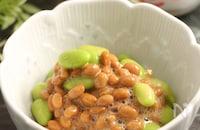 枝豆うま味納豆 ちょっとピリ辛