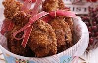 クリスマスに!大人も子どもも喜ぶザクザク「フライドチキン」を作ろう