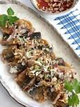 秋刀魚のピリ辛中華南蛮