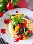ビタミンたっぷり*夏野菜のラタトゥイユのスパゲッティ