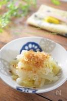 箸休めにおすすめ☆レンジで簡単!白菜のさっぱりお浸し☆