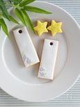 【七夕】短冊のアイシングクッキー