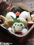 〜豚バラロールinさつま芋(作りおき)〜のお弁当
