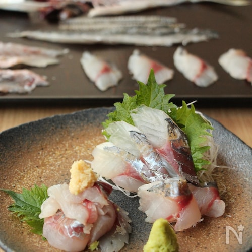 【動画で解説!】魚のおろし方③(刺身の切り方・盛り付け方)