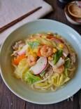野菜たっぷり!ちゃんぽん麺