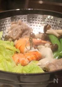 『香港発 蒸気鍋』