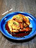 バルサミコ酢にハチミツが合う「鯛のハニーバルサミコ酢ソテー」