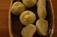 【簡単おうちパン】野菜パウダーで離乳食パン