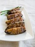 茄子の肉巻き 花椒風味