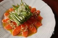 【カルパッチョ】におすすめの具材15選 | おしゃれで美味しい!お刺身で手軽に