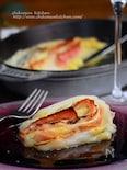 ベーコンと白菜のトロトロオーブン焼き