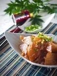 味がしみしみ〜大根と帆立水煮缶のべっこう煮#作り置き#簡単