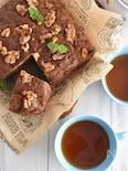 ホットケーキミックスで簡単!紅茶バナナケーキ