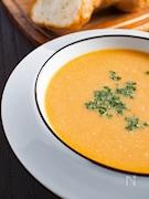 【煮込まず作る】にんじんスープ